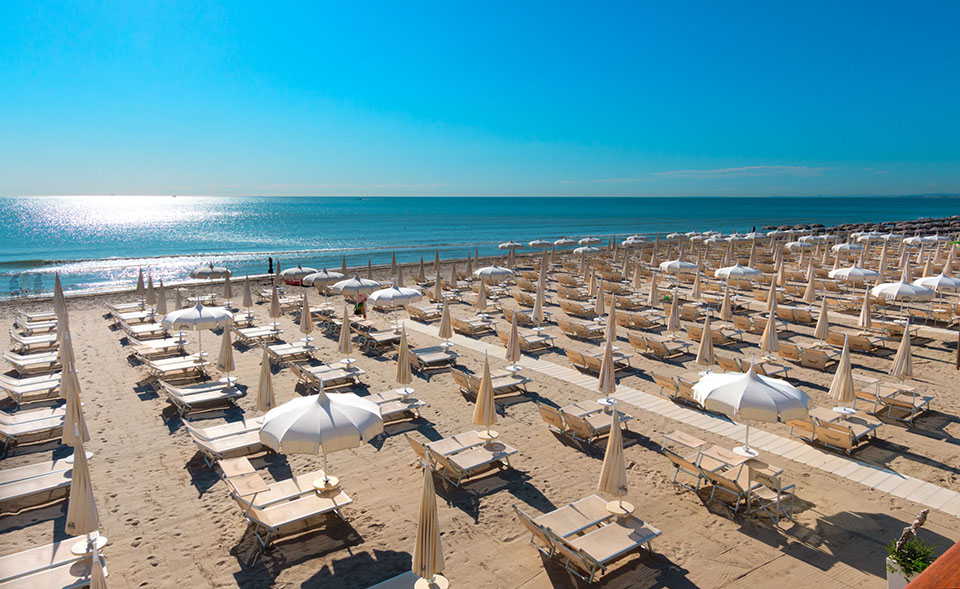 Spiaggia Bagno Holiday Village